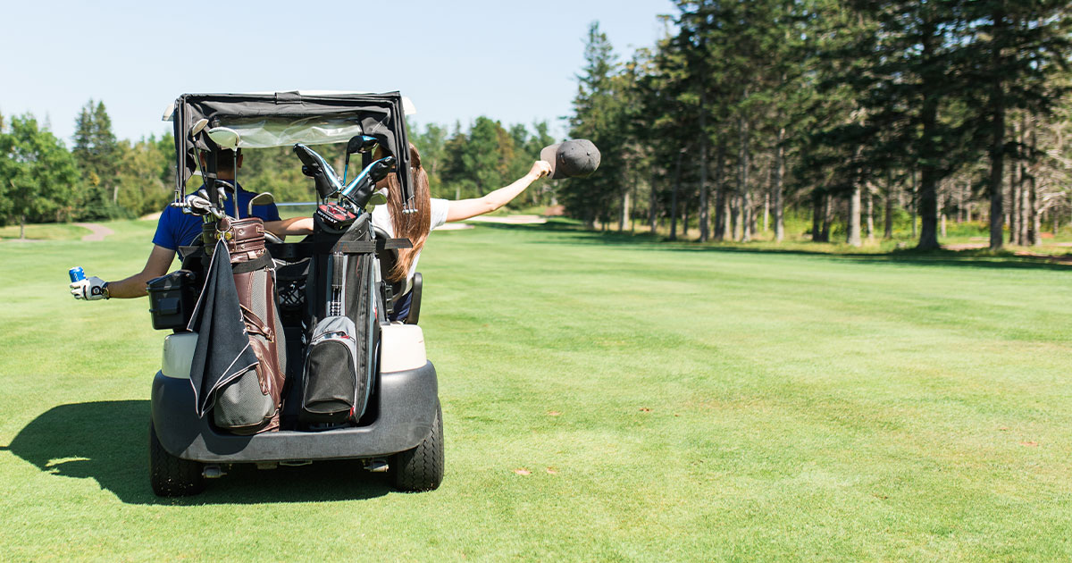 Spatacular Golf Package