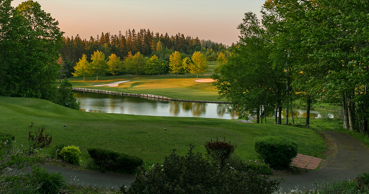 Fall for Golf Promo